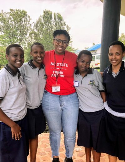Attending the Alternative Service Break trip to Rwanda in March 2019 also allowed me the opportunity to share my love of STEM with the brightest scholars in the country. They also schooled me on quite a bit of things, too!